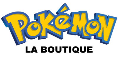 Logo Boutique Pokémon